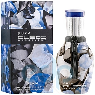 Custo Barselona Pure Man - туалетная вода - 100 ml