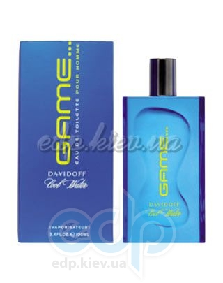Davidoff Cool Water GAME men - туалетная вода - 100 ml TESTER
