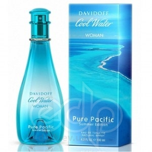 Davidoff Cool Water Summer Pure Pacific Women - туалетная вода - 100 ml