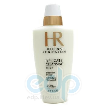 Helena Rubinstein -  Face Care Delicate Cleansing Milk Demaquillant -  200 ml