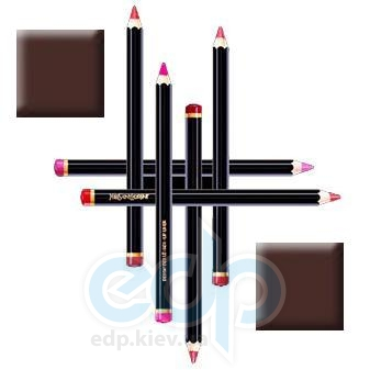 Карандаш для губ Yves Saint Laurent -  Dessin Des Levres №12 Dark Brown