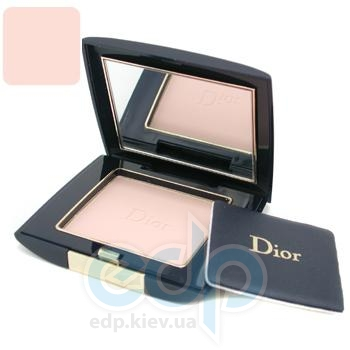 Пудра компактная Christian Dior -  Diorskin Oil Free Pressed Powder №601 Transparent Light