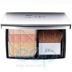 Запаска с крем-пудре компактной Christian Dior -  Diorskin Nude №020 Beige Praline
