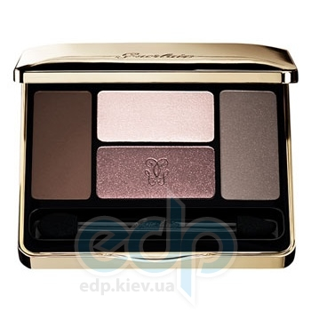 Тени для век Guerlain -  Ecrin 4 Couleurs Long Lasting Eyeshadows №04 Les Bois De Rose