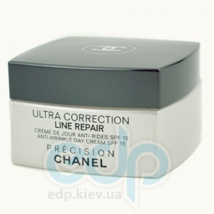 Chanel -  Ultra Correction Line Repair Day Cream SPF15 -  50 ml