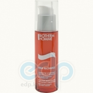Biotherm -  Homme Nigh Recharge Non - Stop Moisturizing Anti - Fatigue Concentrate  -  50 ml