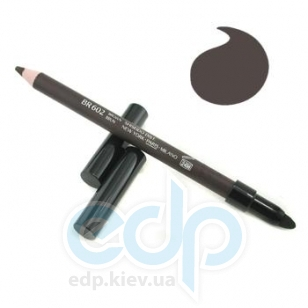 Карандаш контурный для век  Shiseido - Smoothing Eyeliner Pencil №602 Brown