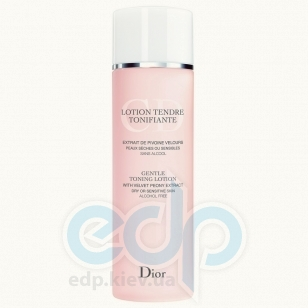 Christian Dior -   Lotion Tendre Tonifiante  - 200 ml