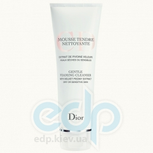 Christian Dior -   Mousse Tendre Nettoyante - 125 ml
