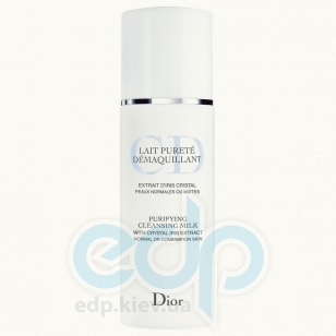 Christian Dior -   Lait Purette Demaquillany - 200 ml