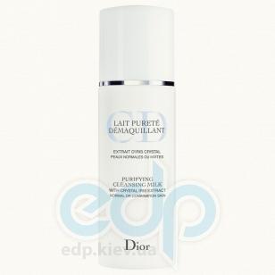 Christian Dior -   Lait Purette Demaquillany - 200 ml