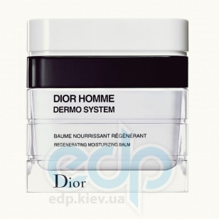 Christian Dior -  Face Care Homme Dermo System Baume Nourrissant Regeneran -  50 ml