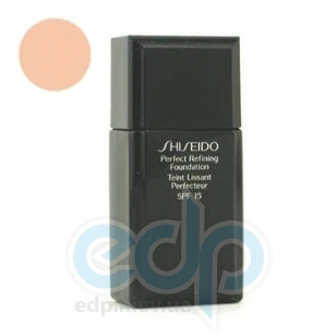 Тональный крем Shiseido - Perfect Refining Foundation SPF 15 №I00 Very Light Ivory