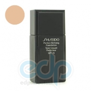 Тональный крем Shiseido - Perfect Refining Foundation SPF 15 №120 Natural Light Ivory