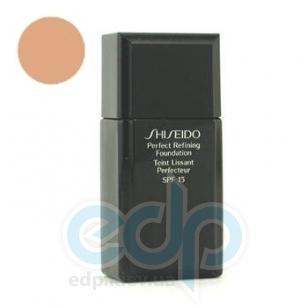 Тональный крем Shiseido - Perfect Refining Foundation SPF 15 №B20 Natural Light Beige