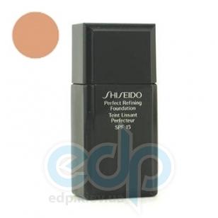 Тональный крем Shiseido - Perfect Refining Foundation SPF 15 №B40 Natural Fair Beige