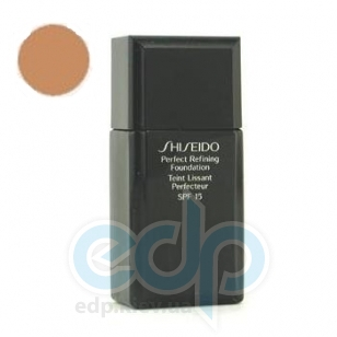 Тональный крем Shiseido - Perfect Refining Foundation SPF 15 №B60  Natural Deep Beige
