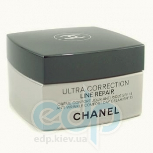 Chanel -  Ultra Correction Line Repair Day Cream SPF15 Comfort Texture -  15 ml