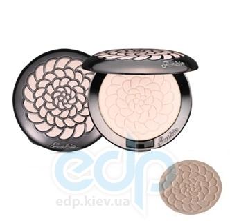 Пудра для лица компактная, матовая с эффектом сияния Guerlain - Meteorites Compact Illuminating & Mattifying Pressed Powder 01 Teint Rose 7g