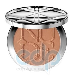 Пудра компактная Christian Dior - Diorskin Nude Tan Nude Glow Sun Powder №002 Amber