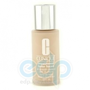 Крем тональный для лица Clinique -  Repairwear Laser Focus All-Smooth Makeup SPF 15 № 01