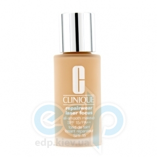 Крем тональный для лица Clinique -  Repairwear Laser Focus All-Smooth Makeup SPF 15 № 04