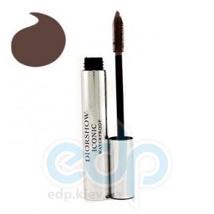 Тушь для ресниц Christian Dior -  Diorshow Iconic Waterproof №698 коричневая