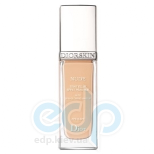 Крем тональный Christian Dior -  Diorskin Nude Skin-Glowing Make-up SPF15 №020 Light Beige