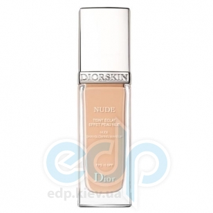 Крем тональный Christian Dior -  Diorskin Nude Skin-Glowing Make-up SPF15 №022 Cameo