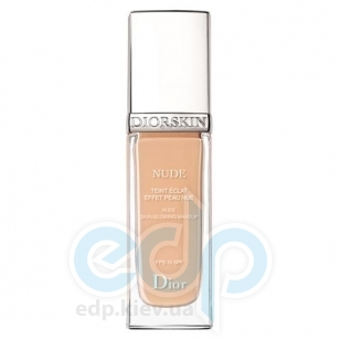 Крем тональный Christian Dior -  Diorskin Nude Skin-Glowing Make-up SPF15 №023 Peach