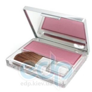 Румяна компактные Clinique -  Blushing Blush Powder Blush №114 Iced Lotus