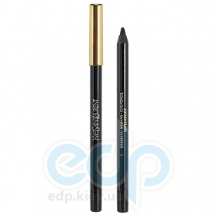 Карандаш для глаз Yves Saint Laurent -  Dessin du Regard Waterproof №01 Black Ink