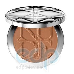 Пудра компактная Christian Dior - Diorskin Nude Tan Nude Glow Sun Powder №003 Cinnamon