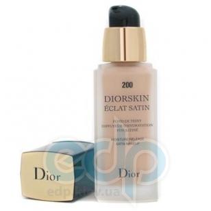 Крем тональный Christian Dior - Diorskin Eclat Satin №200 Light Beige