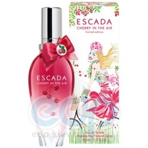 Escada Cherry In the Air - туалетная вода - 100 ml TESTER