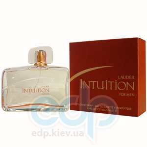 Estee Lauder Intuition for Men - туалетная вода - 100 ml TESTER