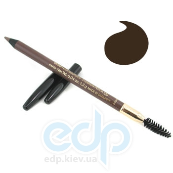 Карандаш для бровей Yves Saint Laurent -  Dessin Des Sourcils Eyebrow Pencil №03 Glazed Brown/Золотисто-Коричневый