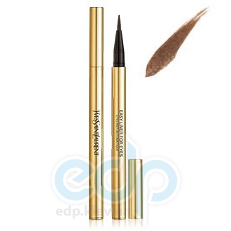 Подводка для глаз Yves Saint Laurent -  Easy Liner Automatique №02 Brown