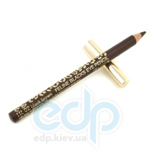 Карандаш для век Helena Rubinstein -  Feline Blacks Eye Pencil №02 Black Brown