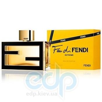 Fan di Fendi Extreme -  Набор (парфюмированная вода 50 + лосьон-молочко для тела 75 + гель для душа 75)