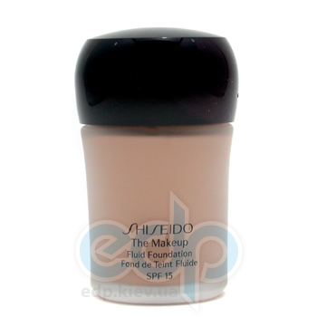 Тональный крем Shiseido -  Fluid Foundation №B20 Natural Light Beige