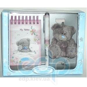 Teddy MTY (мишки) Набор MTY (Me To You) (Блокнот + ручка + подвеска на сумку) (арт. G01G0061)