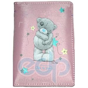 Teddy MTY (мишки) Обложка для паспорта MTY (Me To You) (арт. G01Q0697)