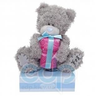 Teddy MTY (мишки) Игрушка плюшевая мишка MTY (Me To You) -  с подарком 15 см (арт. G01W0390)