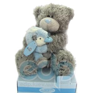 Teddy MTY (мишки) Игрушка плюшевая мишка MTY (Me To You) -  с пингвином 15 см (арт. G01W0736)
