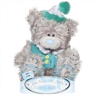 Teddy MTY (мишки) Игрушка плюшевый мишка MTY (Me To You) -  в костюме клоуна You Make Me Smile 15 см (арт. G01W1053)