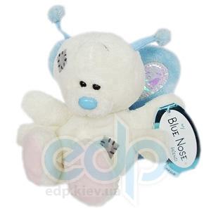 Teddy MTY (мишки) Друзья мишек Teddy Blue Nose -  плюшевая бабочка 10 см (арт. G73W0007)
