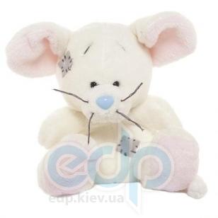 Teddy MTY (мишки) Друзья мишек Teddy Blue Nose -  плюшевая мышка 10 см (арт. G73W0014)