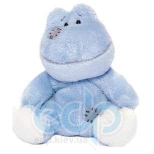Teddy MTY (мишки) Друзья мишек Teddy Blue Nose -  плюшевый лягушонок 10 см (арт. G73W0024)