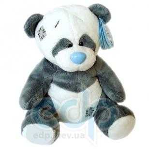 Teddy MTY (мишки) Друзья мишек Teddy Blue Nose -  плюшевая панда 20 см (арт. G73W0026)